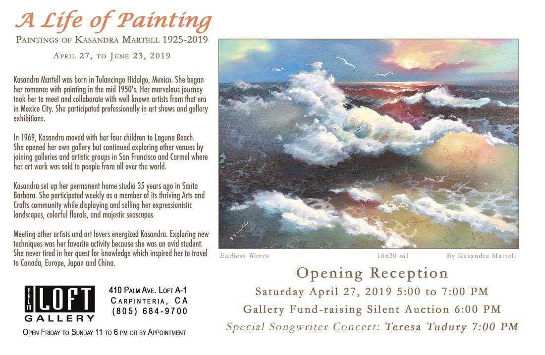 Palm Loft Gallery - Art Events
